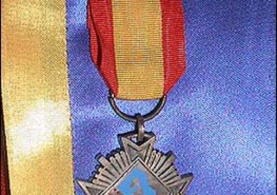 La Excellencia Medal